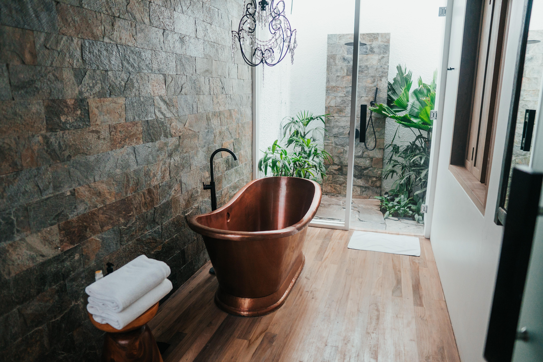 Dodatki łazienkowe