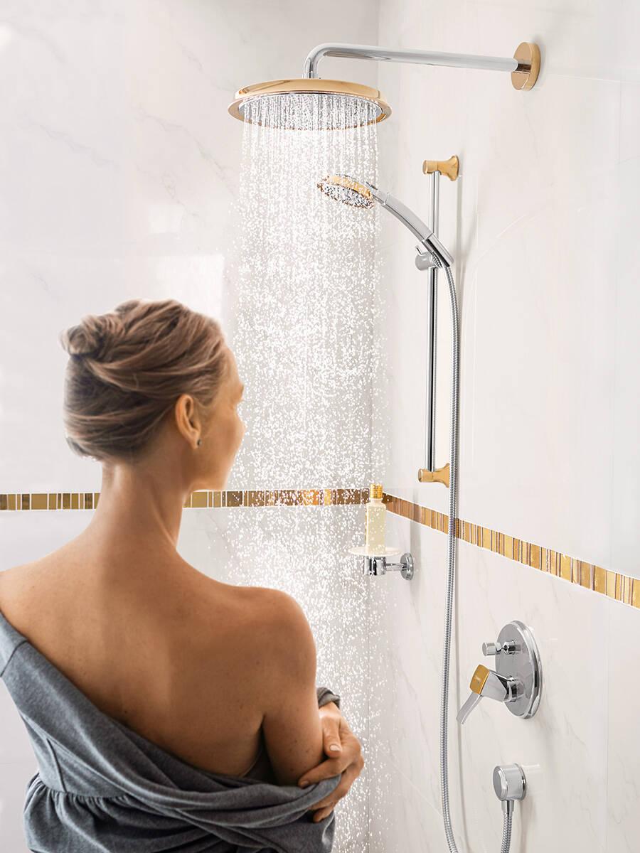 Słuchawki prysznicowe