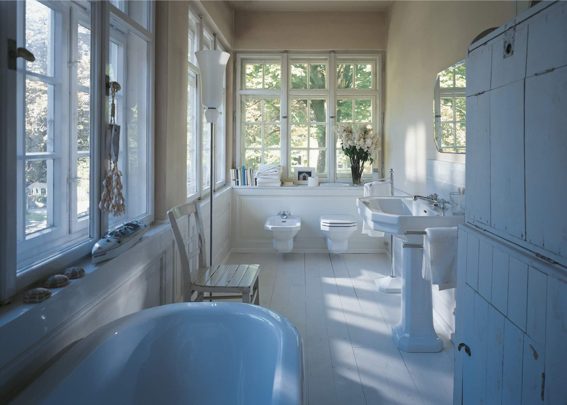 natura w łazience