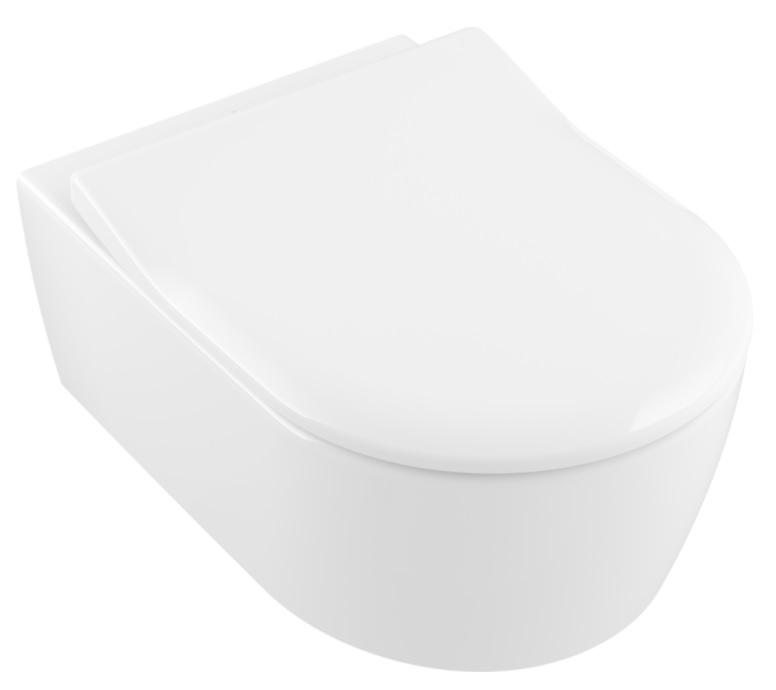 miska WC podwieszana